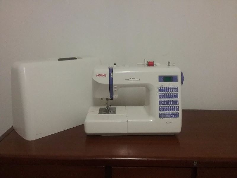 Janome DC40 Computerized Sewing Machine With Bonus Bundle Review Amazing Highest Rated Sewing Machines 2014