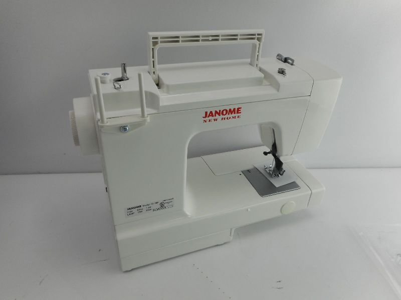 Janome HD40 Mechanical Sewing Machine Review Cool Reverse Button On Sewing Machine
