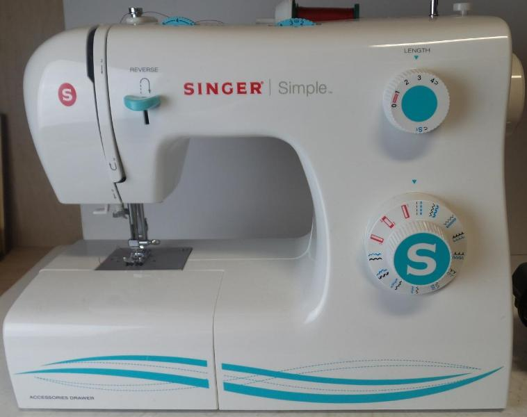 Singer Simple 40Stitch Sewing Machine 40 Review Enchanting Singer Sewing Machine Bobbin Problems